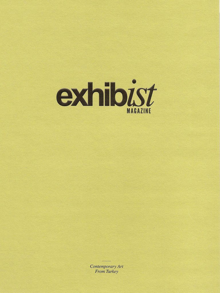 Exhibist Issue 12, Special Focus on Collecting Contemporary Art